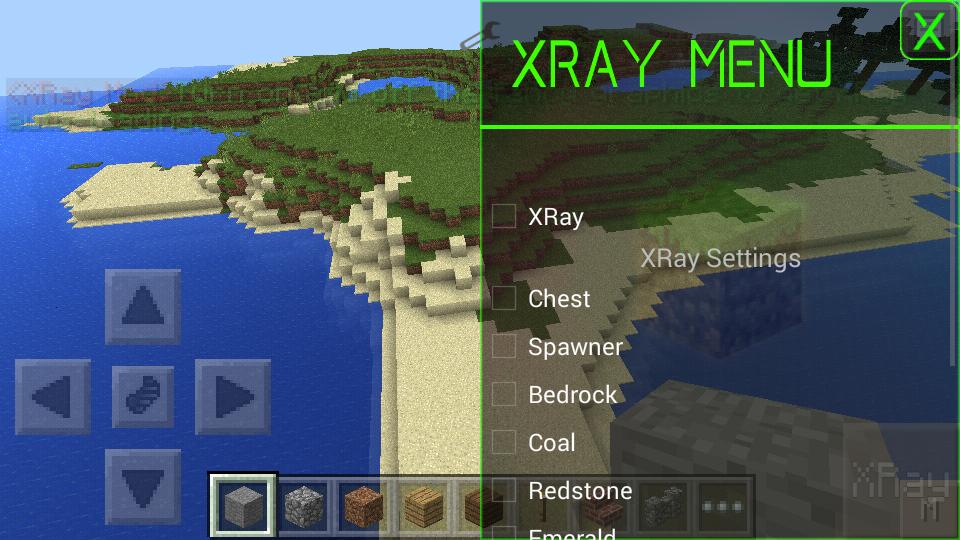 x ray для майнкрафт 0.14 0 #6