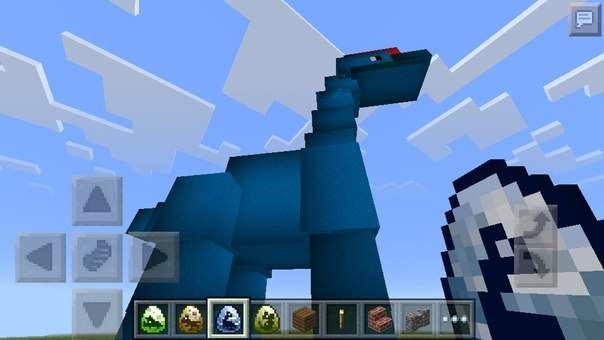 скачать мод на Minecraft на динозавров - фото 4