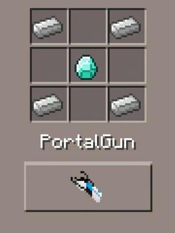 PortalGun (id - 3651)