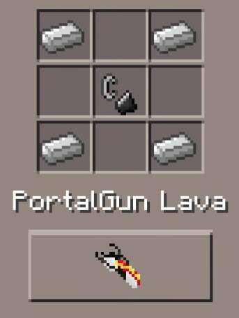 PortalGun Lava (id - 3654)