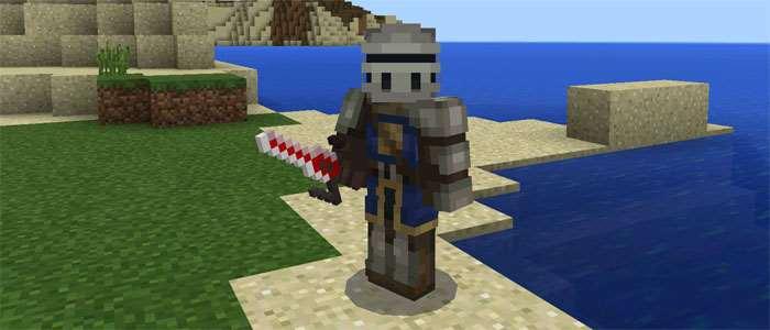 Скачать мод more swords