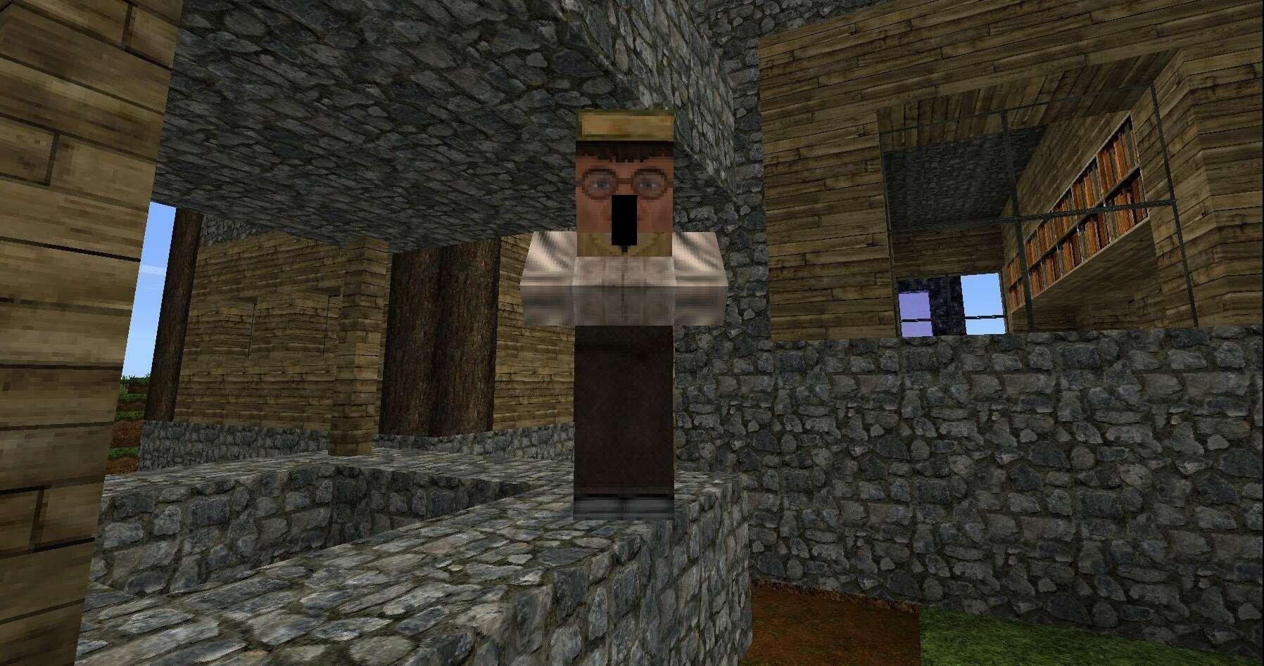 Текстуры для майнкрафт средневековье