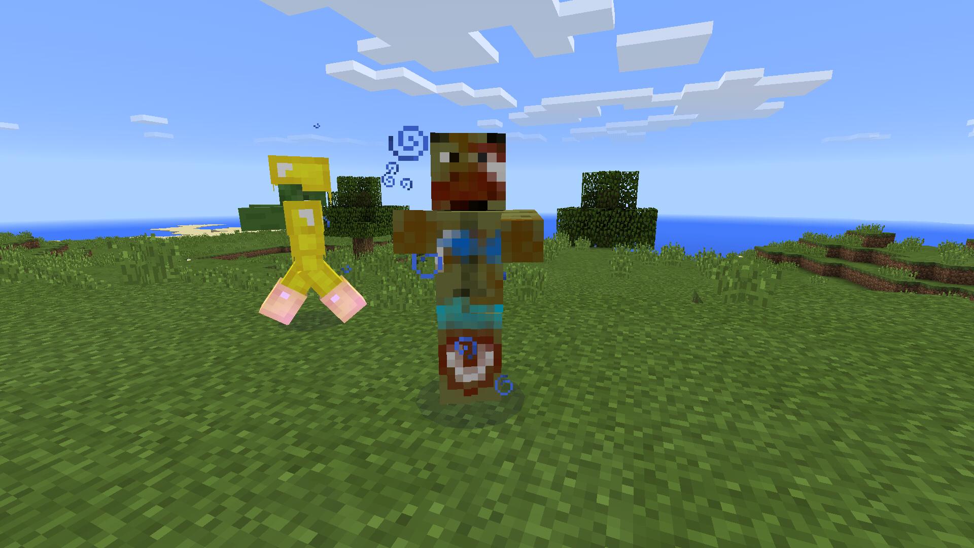 Страница 3 - Скачать новые моды для Minecraft 0.14.0