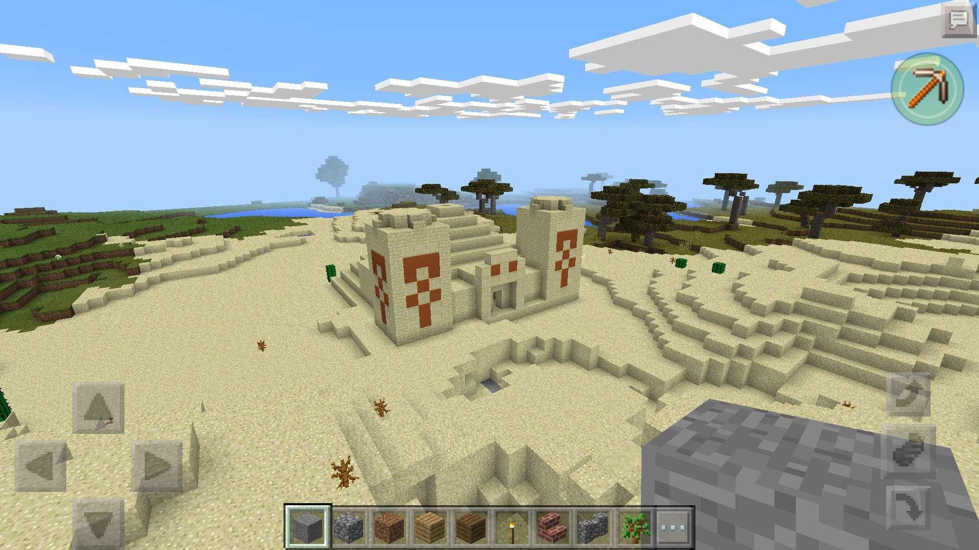 сиды с деревнями на майнкрафт 0.13.0 #9