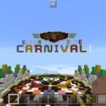 Карта Элитра в Minecraft PE