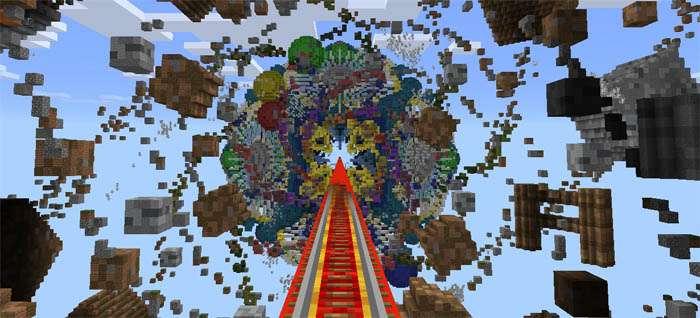 Как скачать карту на Minecraft.pe 0.9.0,0.10.4