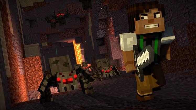 Minecraft Story Mode 2