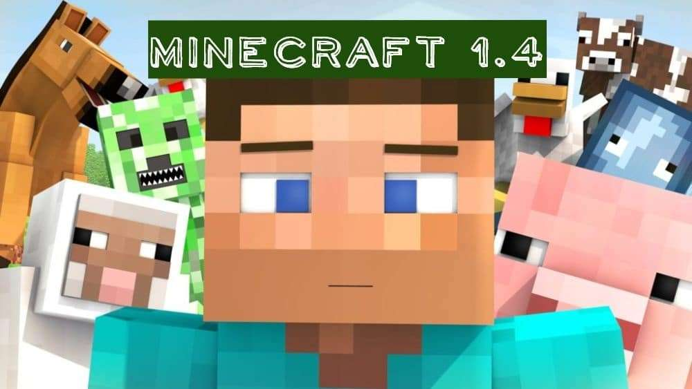 Скачать Minecraft 1.4