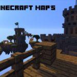 Скачать карты на испытания для Minecraft PE