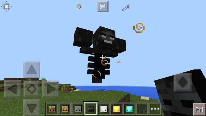 Иссушитель для Minecraft Pocket Edition