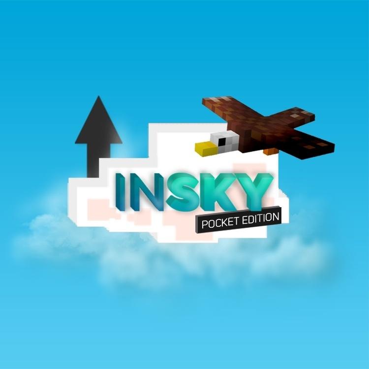 Сервер Insky для Майнкрафт ПЕ 1.12.0