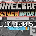 Скачать Майнкрафт 1.16.100.53 - Nether Update
