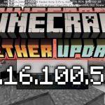 Скачать Minecraft PE 1.16.100.51