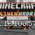 Minecraft PE 1.16.100.57