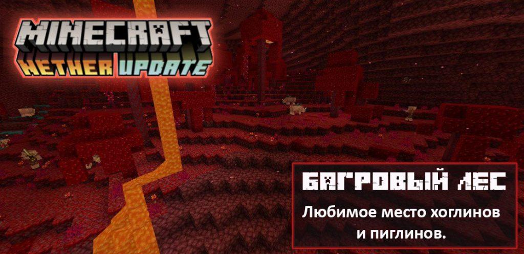 Базальтовая дельта в Майнкрафт 1.16.100.59