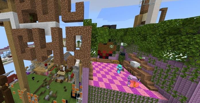 Игроки строят на Oasyspe