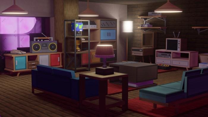 Внешний вид мебели в игре