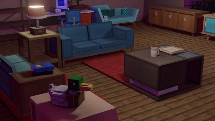 Внешний вид мебели в игре 3