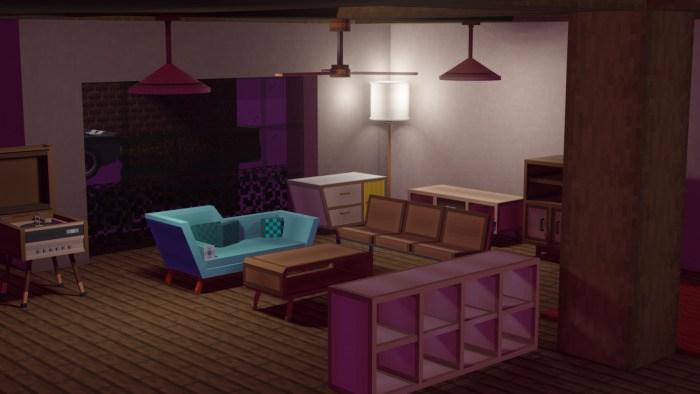 Внешний вид мебели в игре 4