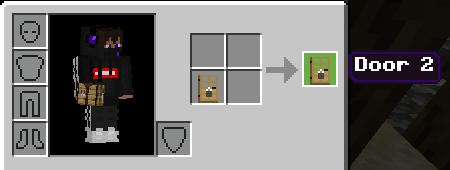 Рецепт создания особой двери в игре