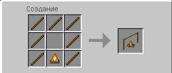 Как создать вертел