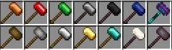 Как выглядят новые молотки