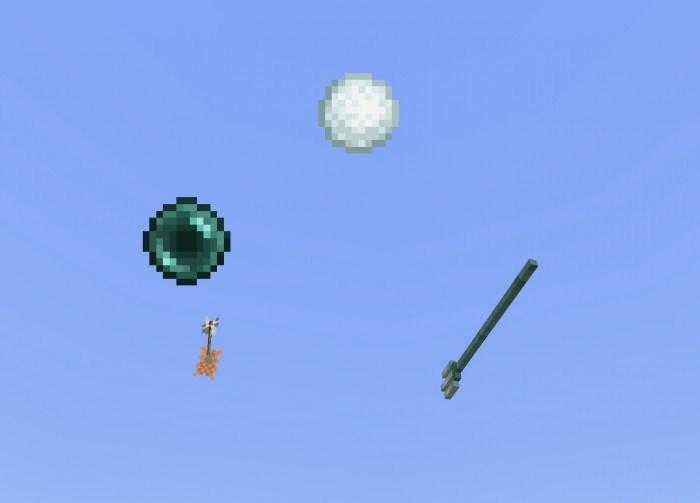 Снаряды летят в воздухе