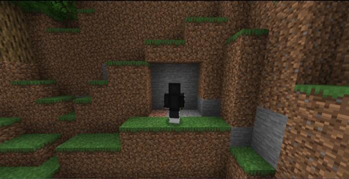 Игрок использует молот 2