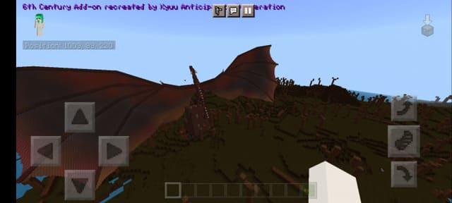 Выжженный биом дракона 2