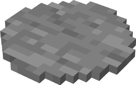 Каменная дорожка для игры