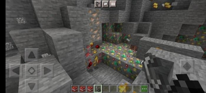 Как выглядит смешанная руда 3