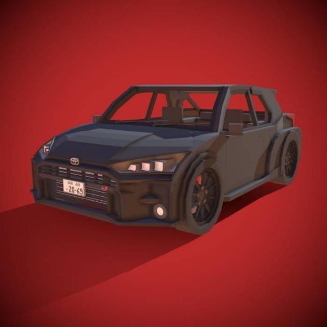 Темная версия машины