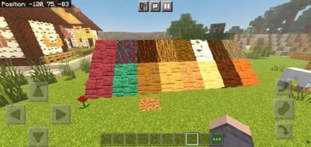 Внешний вид новых блоков для крыши