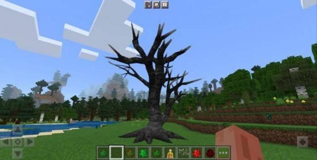 Дерево из первой игры