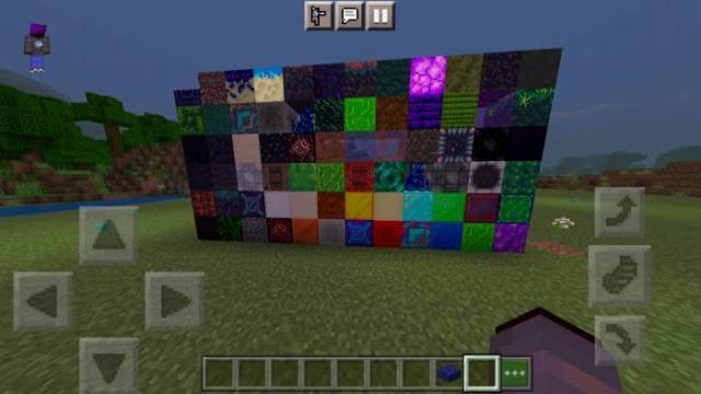 Все новые блоки собраны в одном месте