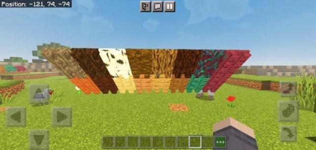 Внешний вид новых блоков для крыши 2