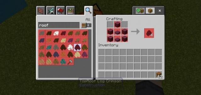 Как крафтить новые блоки 2